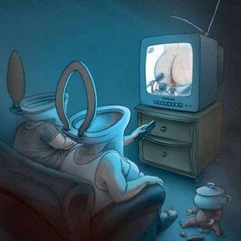 Продолжайте смотреть телевизор