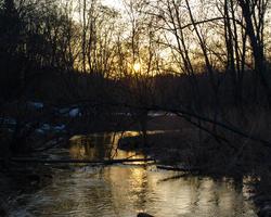 Крюково, река Горетовка