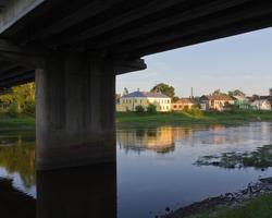 Мост через Тверцу